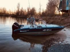 Silver Beaver. 2009 год год, длина 4,50м., двигатель подвесной, 50,00л.с., бензин