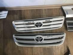 Решетка радиатора. Toyota Ipsum, SXM10 Toyota Picnic, SXM10 Toyota Gaia, SXM10