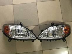 Фара. Mercedes-Benz V-Class, W639 Двигатели: M112E32, M112E37, M272E35, M651D22, OM646DELA, OM642