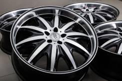 """CEC Wheels. 8.5x22"""", 5x114.30, ET45, ЦО 73,1мм."""