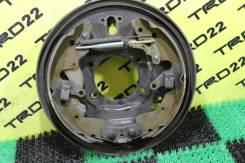 Механизм стояночного тормоза. Suzuki Grand Vitara, JT, JB420W, JB416W, JB432W, JB632W, JB427W, JB419W Suzuki Escudo, TA74W, TD54W, TD94W Двигатели: H2...