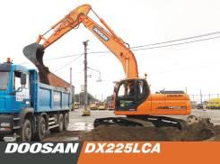 Doosan DX225 LCA. Doosan DX 225 LCA, 1,05куб. м.