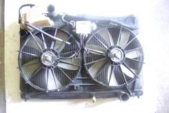 Радиатор охлаждения двигателя. Toyota Crown, GRS180, GRS182, GRS181, GRS183 Двигатели: 3GRFSE, 4GRFSE