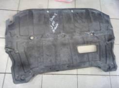 Защита двигателя. Nissan Dualis, KJ10