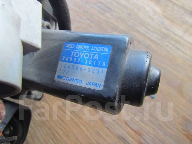 Блок круиз-контроля. Toyota Crown Majesta, UZS141, UZS143, UZS145, UZS147 Toyota Aristo, UZS143, UZS143E Двигатель 1UZFE