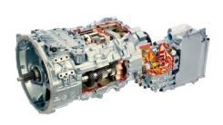 Диагностика и ремонт автоматических коробок передач грузовиков и спецт