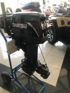 Tohatsu. 10,00л.с., 2-тактный, бензиновый, нога S (381 мм), 2018 год год