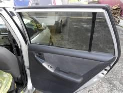 Дверь боковая задняя голая Toyota Corolla Fielder NZE 121 2005 год