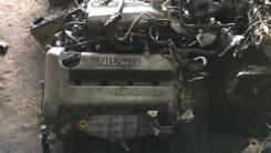 Двигатель в сборе. Nissan Primera, P11E, WP11E Двигатели: CD20T, GA16DE, QG16DE, QG18DE, SR20DE, SR20DEH, SR20DEL