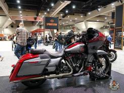 Harley-Davidson CVO Road Glide Custom FLTRXSE. 1 917куб. см., исправен, птс, без пробега