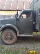 ГАЗ 63. Обменяю или продам автомобиль ГАЗ-63, 3 400куб. см., 1 700кг., 4x4