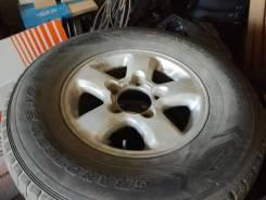 Продам колеса на Toyota Land Cruiser 100