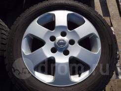 """Nissan. 6.0x16"""", 5x114.30, ET45, ЦО 66,1мм."""