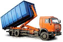 Вывоз мусора(пропуск в центр) 8 куб/м