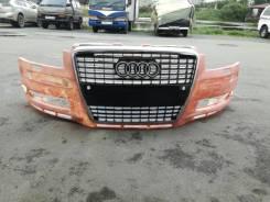 Бампер. Audi A8, 4E2, 4E8, 4H2, 4H8, 4HC, 4HL, D3/4E, D4/4H Двигатель BFM