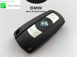 Корпус ключа. BMW: 1-Series, 7-Series, 6-Series, 5-Series, 3-Series, X6, Z4, X5