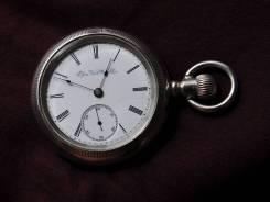 Карманные часы Elgin, 1890 года. Тяжелые. Прикоснись к истории!. Оригинал