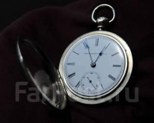 Карманные часы Elgin, 1885 года. Прикоснись к истории!. Оригинал