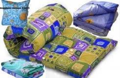 Комплект Эконом для рабочих (матрац+одеяло+подушка+КПБ).