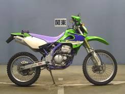 Kawasaki KLX 250SR. 250куб. см., исправен, птс, без пробега