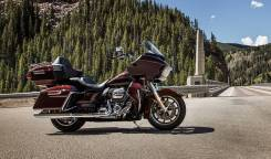 Harley-Davidson Road Glide Ultra FLTRU. 1 745куб. см., исправен, птс, без пробега