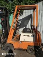 Toyota. Вилочный погрузчик FG-09 без пробега, 900кг., Бензиновый