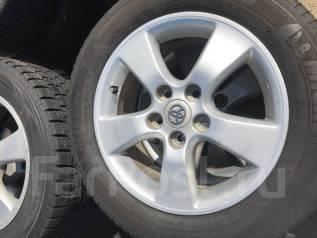 "Toyota. 6.5x16"", 5x114.30, ET50"