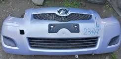 Передний бампер Toyota Vitz 2007-2010 вторая модель