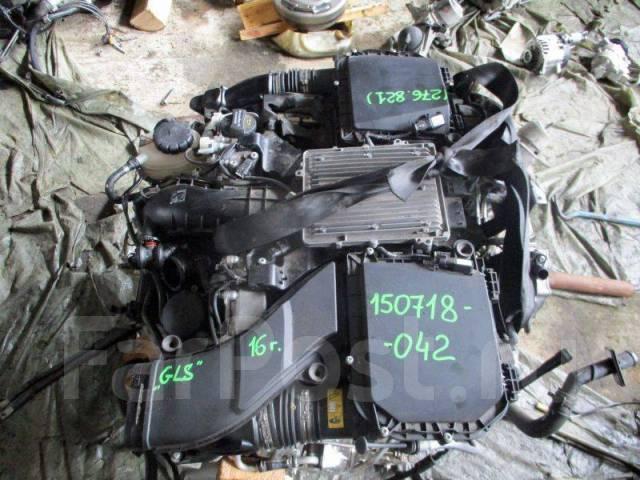 Двигатель | Mercedes GLS X166 б/у 3.0TI (276.821)