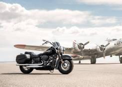 Harley-Davidson Heritage Softail Classic. 1 745куб. см., исправен, птс, без пробега