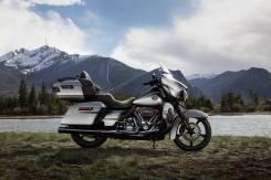 Harley-Davidson CVO Electra Glide. 1 923куб. см., исправен, птс, с пробегом