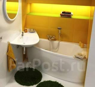 Установка и замена смесителя и ванн, унитазов