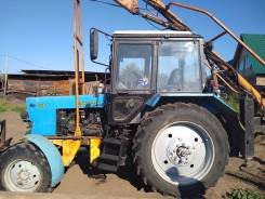 МТЗ 82.1. Продам трактор беларус в куйтуне, 78 л.с.
