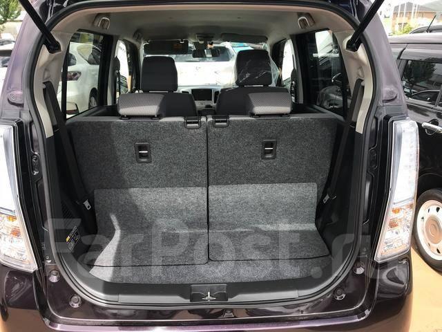 Suzuki Wagon R. автомат, передний, 0.7 (52л.с.), электричество, 45 000тыс. км, б/п, нет птс