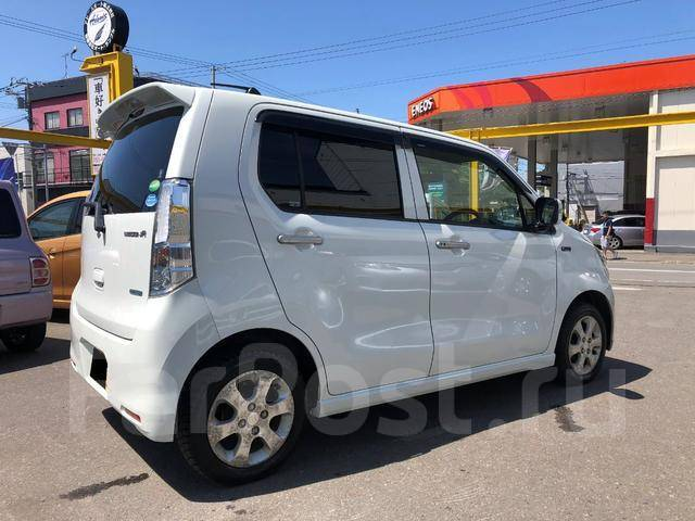 Suzuki Wagon R. автомат, 4wd, 0.7 (52л.с.), бензин, 58 000тыс. км, б/п, нет птс. Под заказ