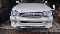 Крепление двери багажника. Toyota Land Cruiser, UZJ100, UZJ100L, UZJ100W Двигатель 2UZFE