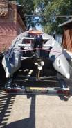 Гладиатор E 380. 2017 год год, длина 3,80м., двигатель подвесной, 15,00л.с., бензин