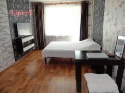 1-комнатная, улица Карьерная 26. Снеговая, проверенное агентство, 28кв.м. Интерьер