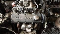 Двигатель в сборе. Volvo 740