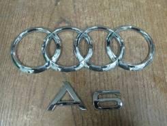 Эмблема багажника. Audi Q5, FYB Audi S6, 4G2, 4G5, 4GC, 4GD, 4G2/C7, 4G5/C7 Audi A6, 4G2, 4G5, 4GC, 4GD, 4G2/C7, 4G5/C7, 4G5/С7 CGWD, CVMD, CWGD, DAXB...