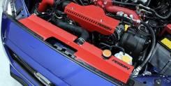 Дефлектор радиатора. Subaru Impreza WRX, GH Subaru Impreza WRX STI, GRB, GRF, GVB, GVF