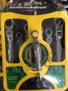 Ключи трещоточные комбинированные.