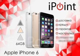 Apple iPhone 6. Новый, 64 Гб