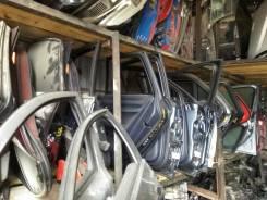 Дверь задняя левая Audi A8 до 99г дорестайл НЕ ЛОНГ голое железо