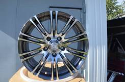 "Light Sport Wheels LS 146. 6.5x16"", 5x114.30, ET40, ЦО 73,1 мм."