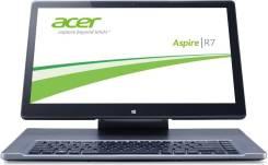 """Acer Aspire R7-572G. 15.6"""", 1,8ГГц, ОЗУ 8192 МБ и больше, диск 1 000Гб, WiFi, Bluetooth, аккумулятор на 6ч."""