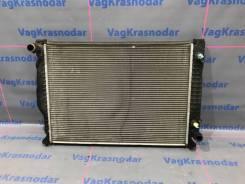 Радиатор охлаждения двигателя. Audi A6, C5 Audi S5 Двигатель ALT
