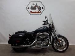 Harley-Davidson Sportster Superlow 1200T XL1200T. 1 200куб. см., исправен, птс, без пробега