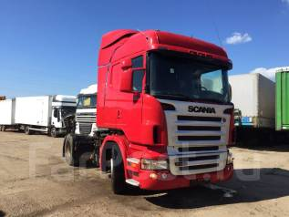 Scania. Скания тягач седельный, 11 705куб. см., 19 000кг.