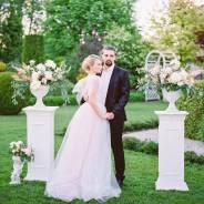 Аренда колонн для свадьбы